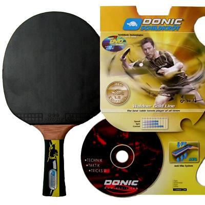 Pálka na stolní tenis DONIC WALDNER ML GOLD LINE - Výprodej
