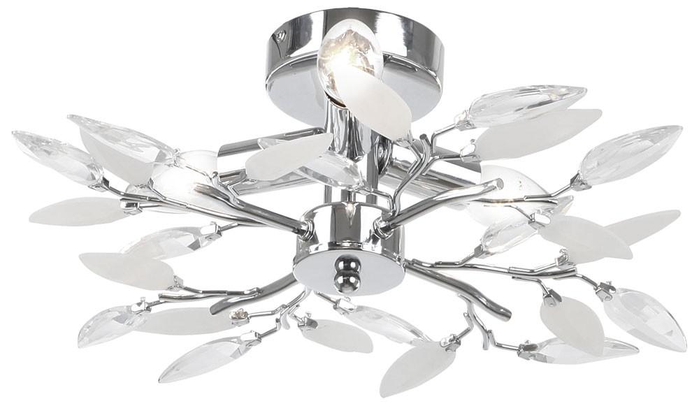 Designerské stropní světlo Globo 63160-3 + zdarma LED žárovky