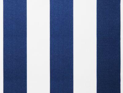 Náhradní látka k 3,0m markýze ( výsuv 2,5m) modrá/bílá-pruhy