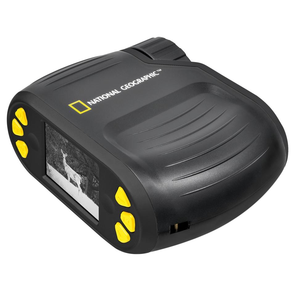 Noční vidění National Geographic 3x25 LCD / nahrávání na SD