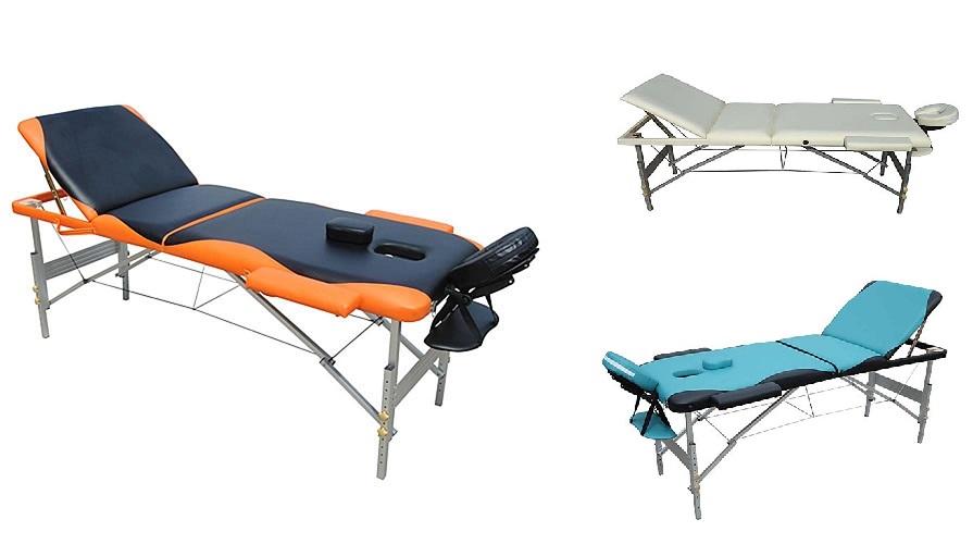 Masážní lehátko / postel model 01 barva dle výběru