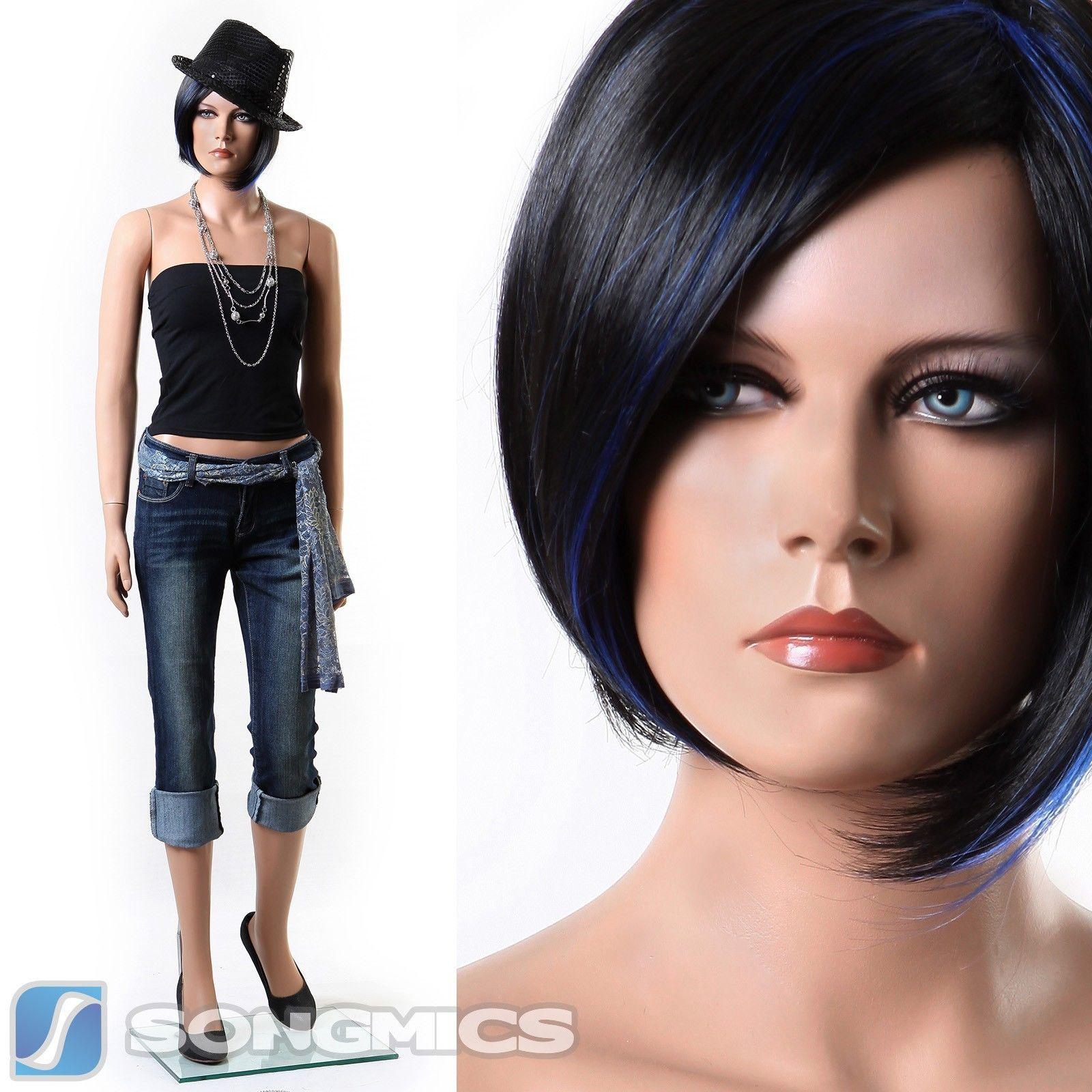 Nastavitelná figurína do obchodu MLEM100