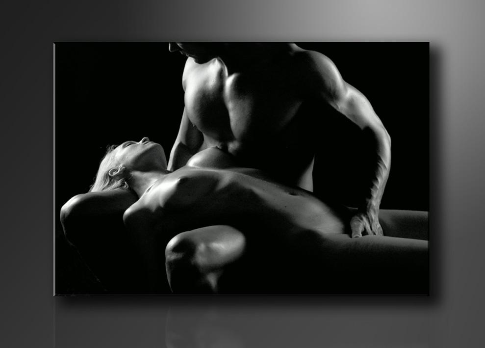 Dekorační obraz 80x60cm - 1 díl - 4019 - Erotic