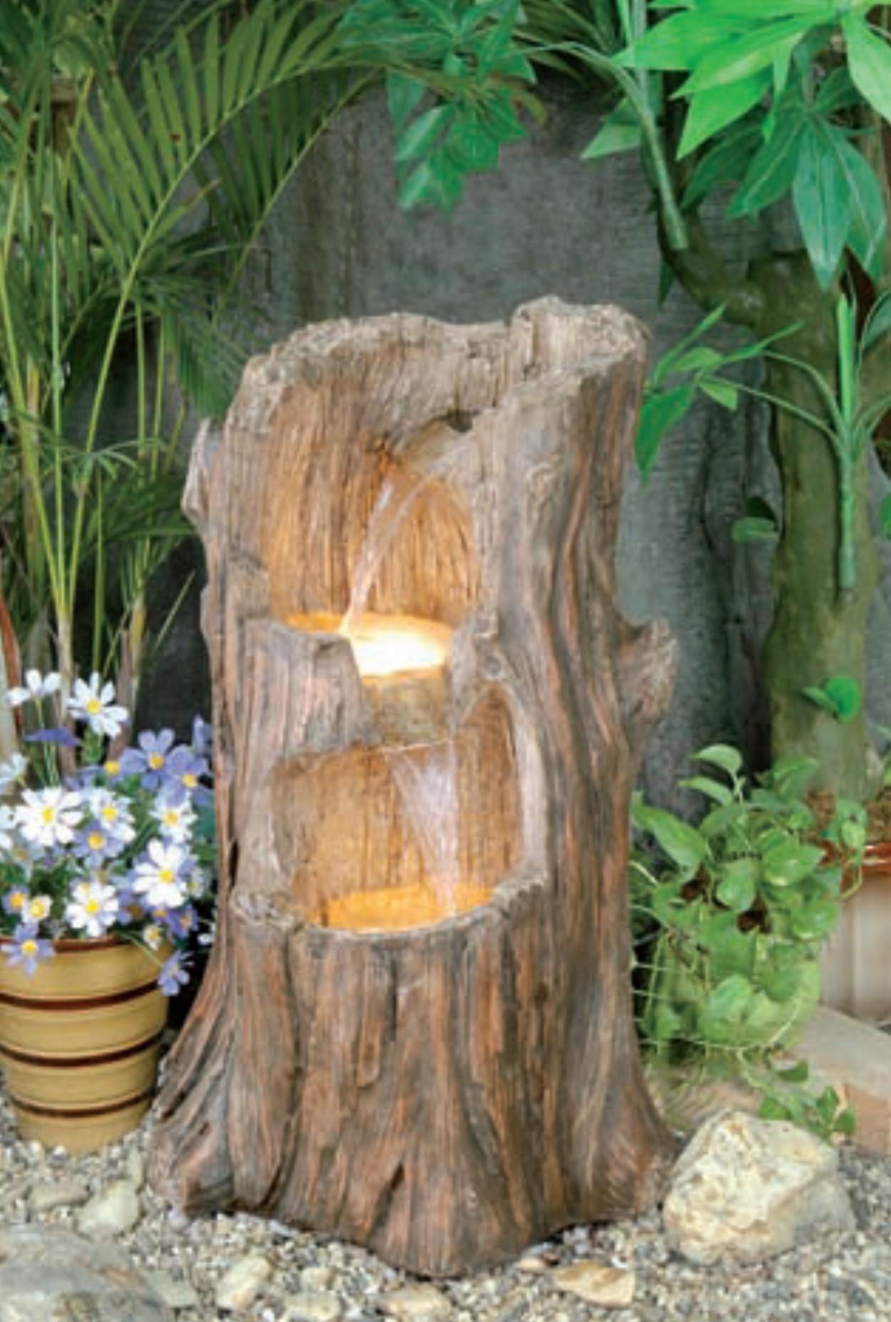 Luxusní kašna / fontána - Kmen 63cm