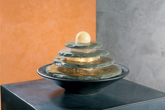 Luxusní kašna / fontána - Tao / Feng Shui